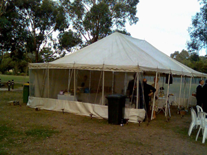 Hire Marquee